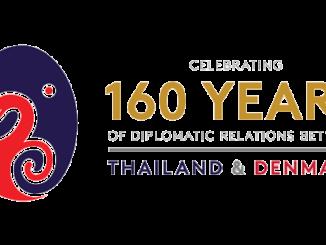 Danmark og Thailand kan i år fejre 160 året for de diplomatiske relationer mellem landene