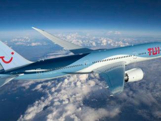Et TUI-fly fra Thailand er søndag eftermiddag sikkerhedslandet i Arlanda, Stockholm