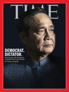 Thailands leder lovede at genoprette demokratiet. I stedet strammer han grebet.