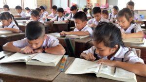 Uddannelse i Thailand
