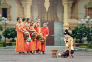 Theravada-buddhister