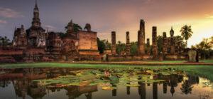 Sukhothai historiske park