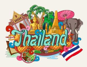 Thailandsk Kultur