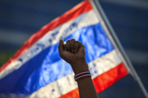 Politik i Thailand