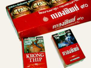 Rygning i Thailand