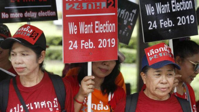 Valg i februar 2019