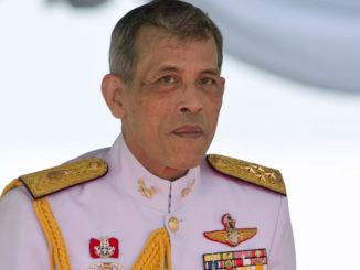 Kong Maha Vajiralongkorn